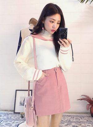 세일러문 교복 knit - 아이스크림12(icecream12) 패션쇼핑몰