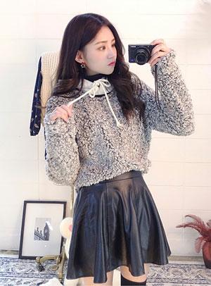 뽀글이와 후드티 tee - 아이스크림12(icecream12) 패션쇼핑몰